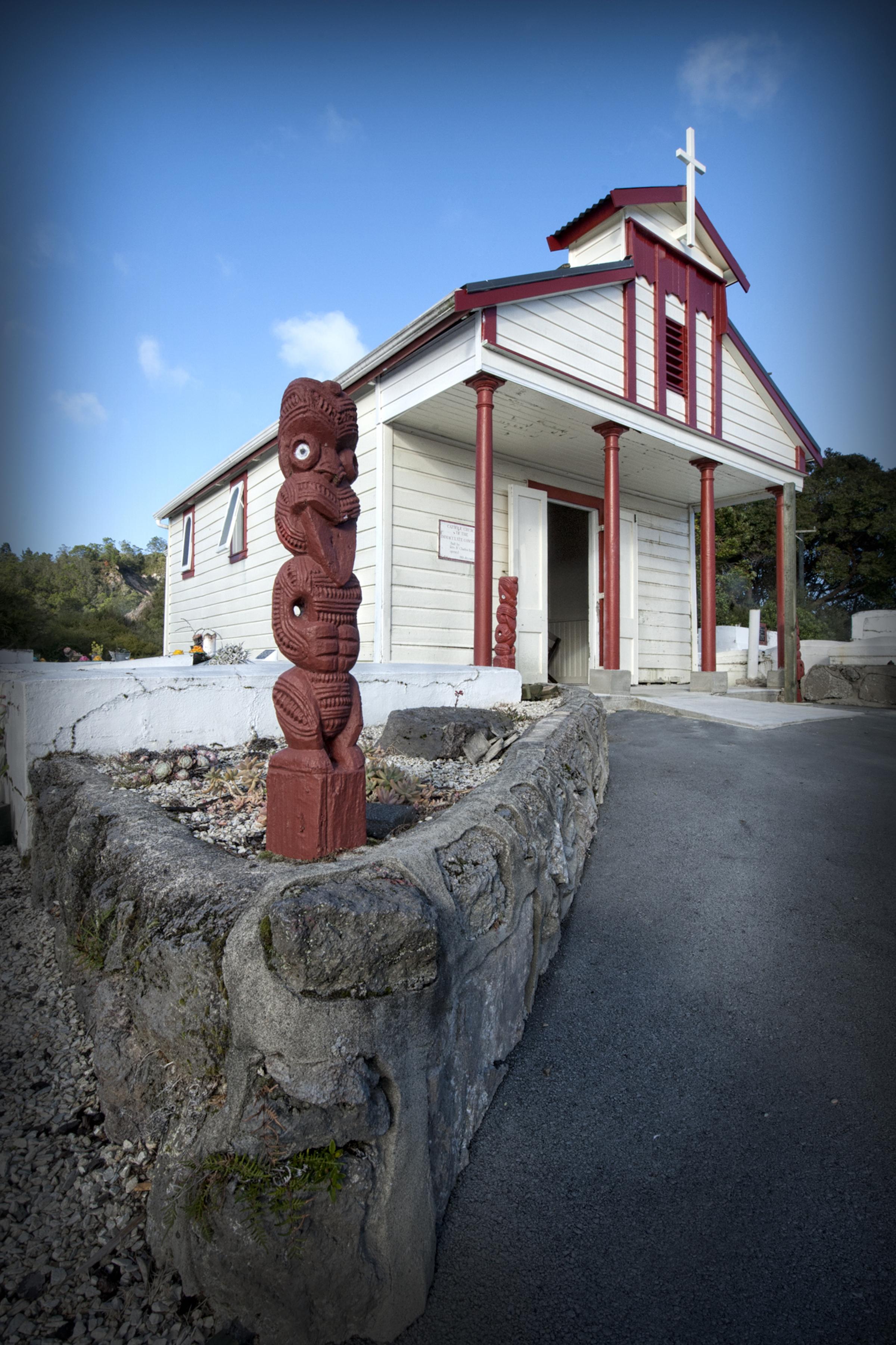Tekoteko at Whakarewarewa Māori Village
