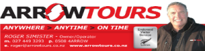 Arrow Tours Logo