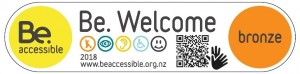 Be Accessible Logo