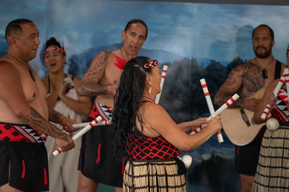 Whakarewarewa's Unique History