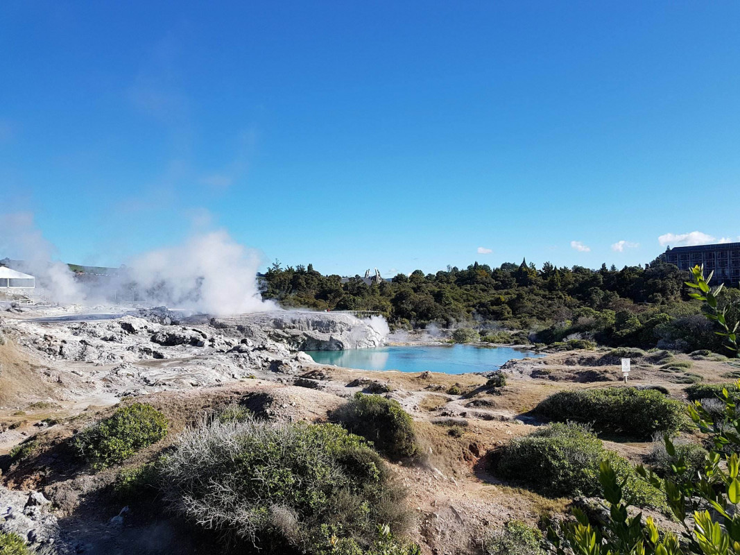 The seven most photogenic, Instagram-worthy spots in Rotorua